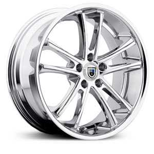 Asanti ABL-1  Wheels Chrome