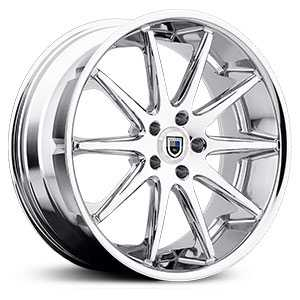Asanti ABL-4  Wheels Chrome