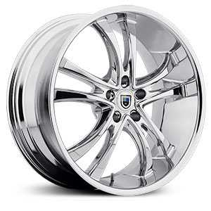 Asanti ABL-6  Wheels Chrome