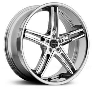 Asanti ABL-7  Wheels Chrome