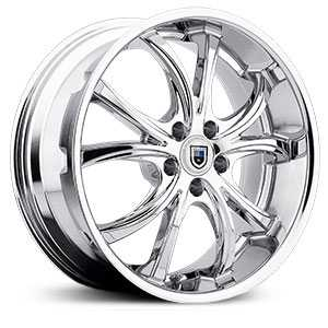 Asanti ABL-8  Wheels Chrome