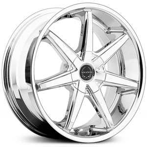Asanti ABL-9  Wheels Chrome