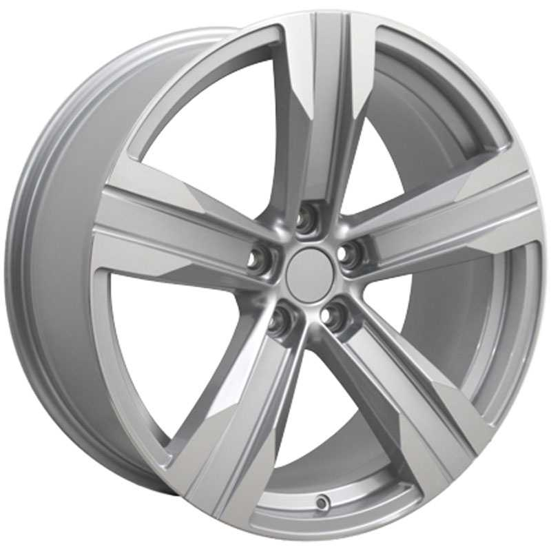 Chevy Camaro CV16 ZL1  Wheels Machined Silver