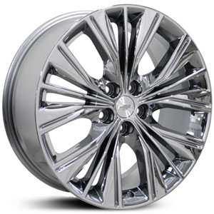 Chevy Impala CV21  Wheels PVD Chrome