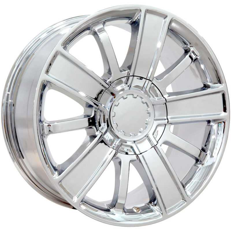 Chevy Silverado CV77  Wheels Chrome
