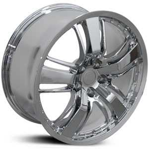 Chevy Camaro SS CV10  Wheels Chrome