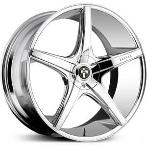 Dub Rio-5 112/113  Wheels Chrome