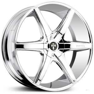 Dub Rio-6 112/113  Wheels Chrome