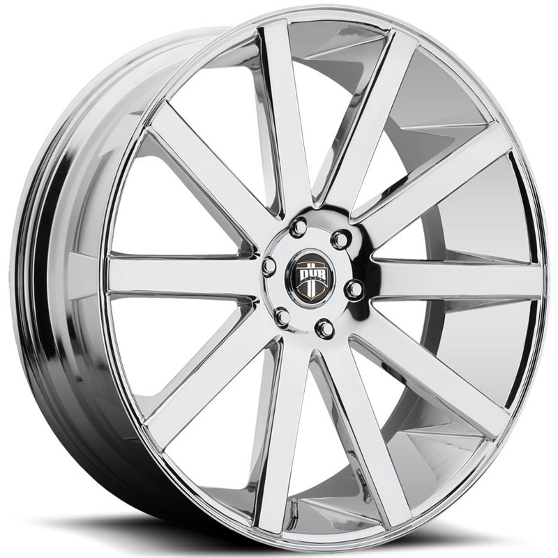 Dub Shot Calla 120/121  Wheels Chrome