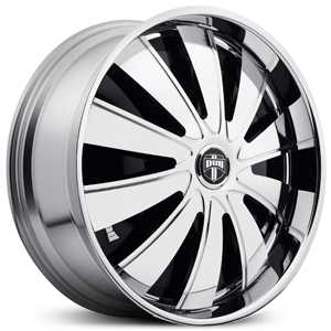 Dub Spektra Spinner S709  Wheels Chrome