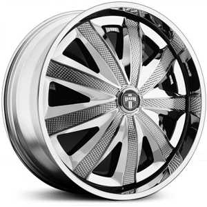 Dub Kraay Spinner S739  Wheels Chrome