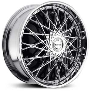 Dub Grail Spinner S795  Wheels Chrome