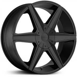 Helo HE887  Wheels Satin Black