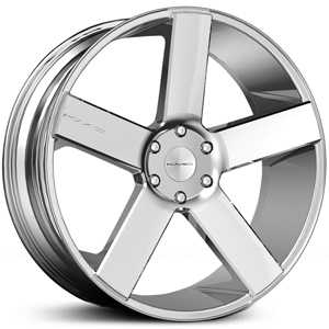 KMC KM690  Wheels Chrome