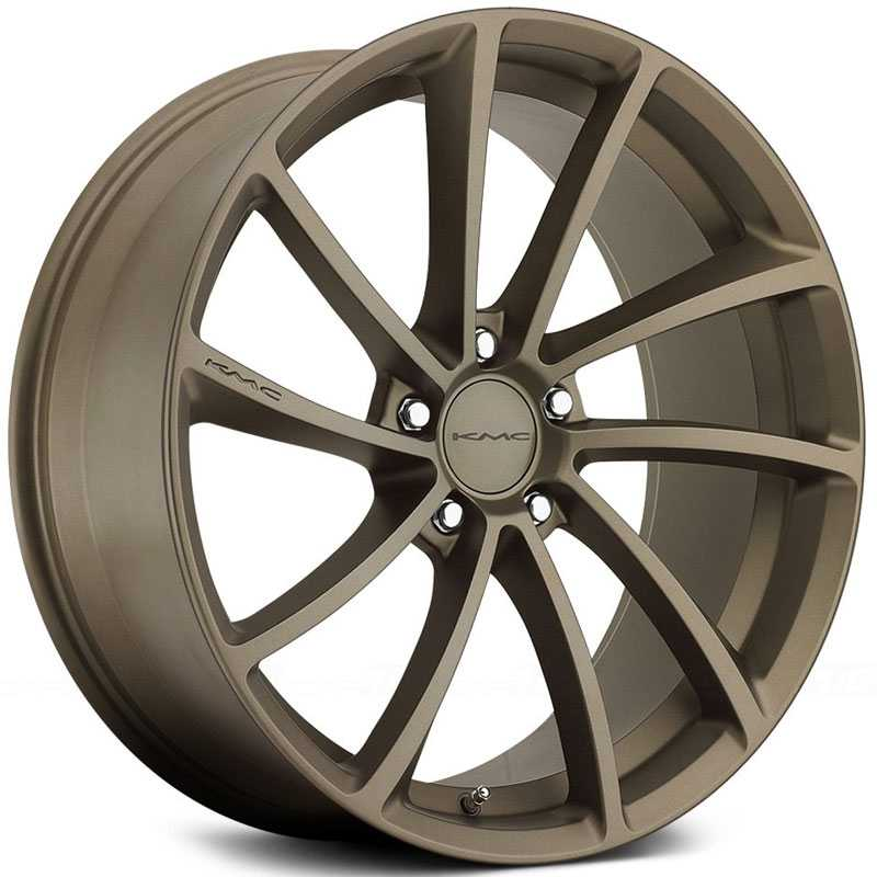 KMC KM691  Wheels Matte Bronze