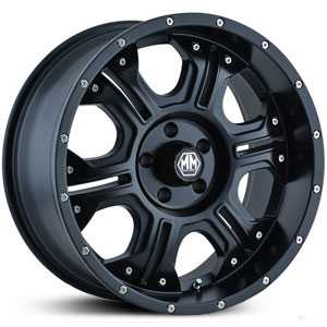 Mayhem Havoc 8020  Wheels Matte Black