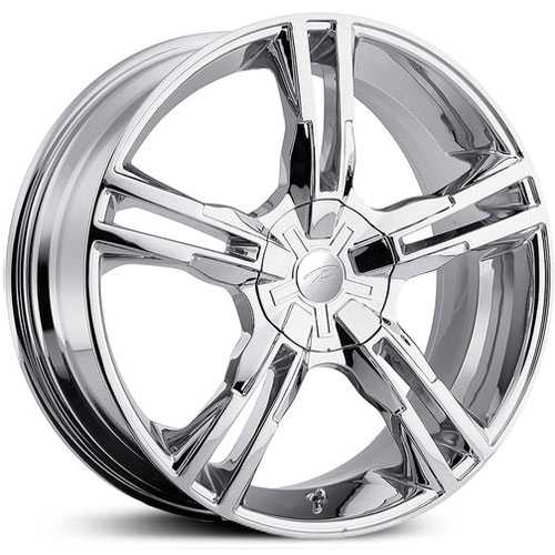 Pacer 786C Ideal  Wheels Chrome