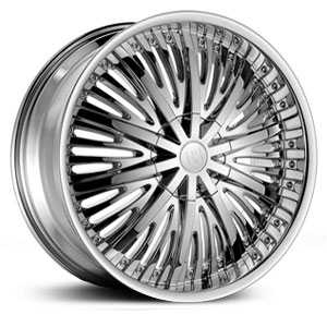 Red Sport RSW66  Wheels Chrome