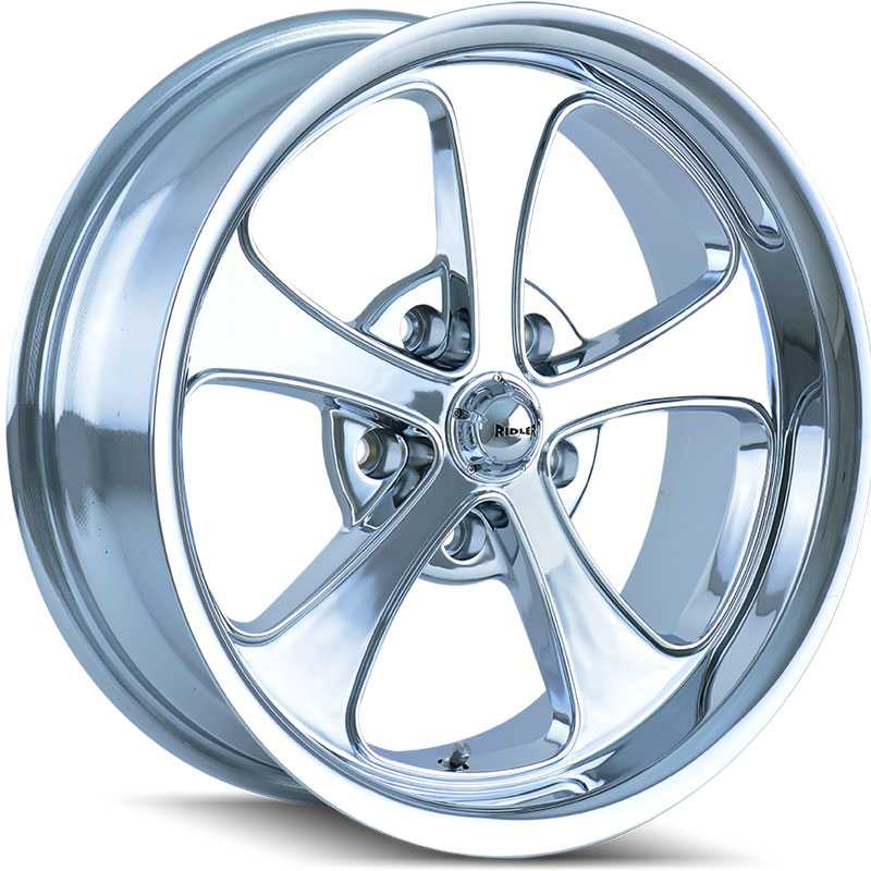Ridler 645  Wheels Chrome