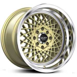 Ruff Racing R362 Gold/Bronze