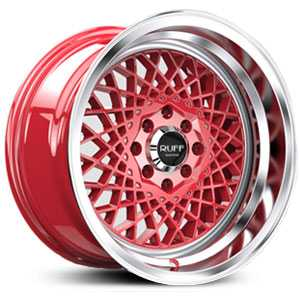 Ruff Racing R362 Red