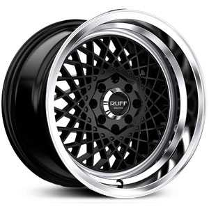 Ruff Racing R362 Black