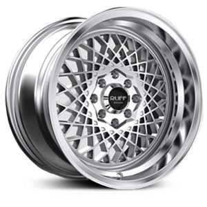 Ruff Racing R362 Silver/Grey/Gunmetal