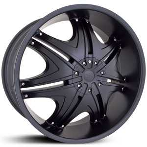SIK 004  Wheels  Black