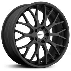 TSW Amaroo  Wheels Matte  Black