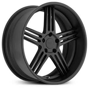 TSW Nouvelle  Wheels Matte Black