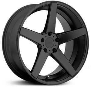 TSW Sochi  Wheels Matte Black