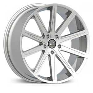 U2 023A  Wheels Chrome