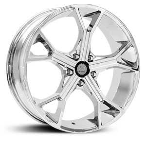 U2 032  Wheels Chrome
