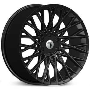 Velocity VW-16  Wheels Matte Black
