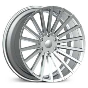 Velocity VW-17B  Wheels Chrome
