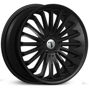 Velocity VW-18  Wheels Matte Black