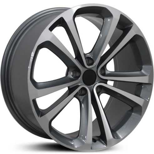 Volkswagen CC (VW21)  Wheels Gunmetal