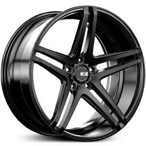 XO Luxury Caracas X233  Wheels Matte Black
