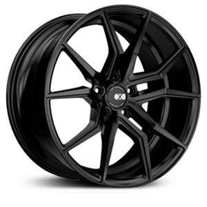 XO Luxury Verona X253  Wheels Matte Black