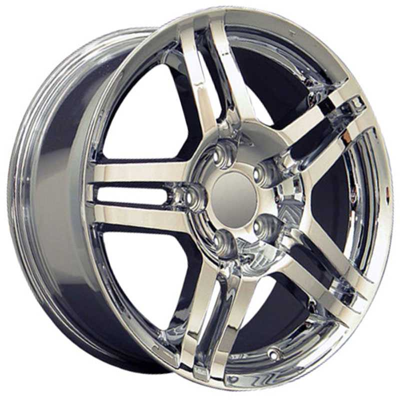 Acura TL (AC04)  Wheels Chrome