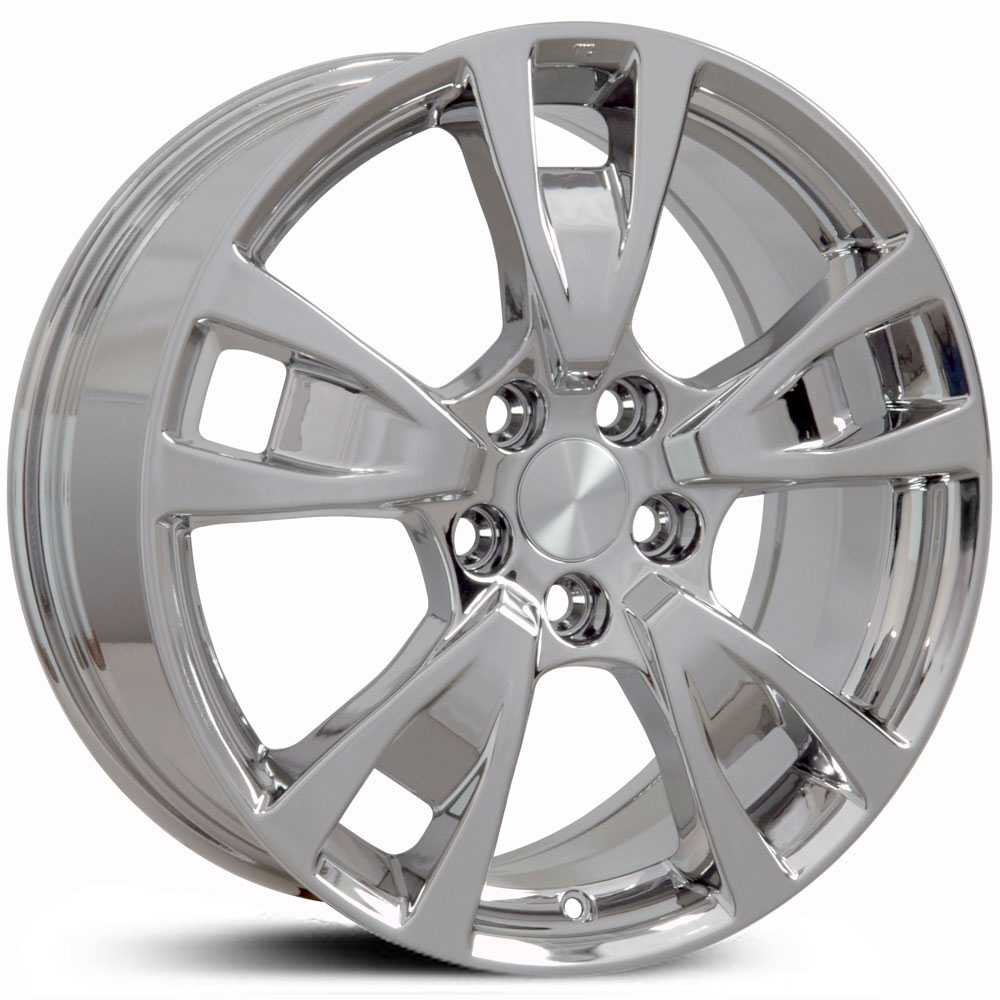 Acura TL (AC06)  Wheels PVD Chrome