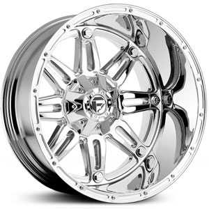 Fuel Offroad D529 Hostage  Rims PVD Deep Lip