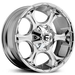Fuel Offroad D539 Dune  Wheels PVD