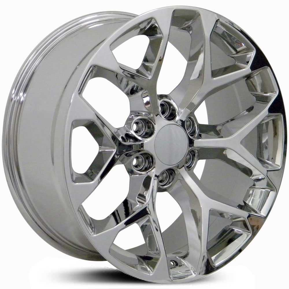 Gmc Sierra 1500 Style Cv99 Factory Oe Replica Wheels Amp Rims
