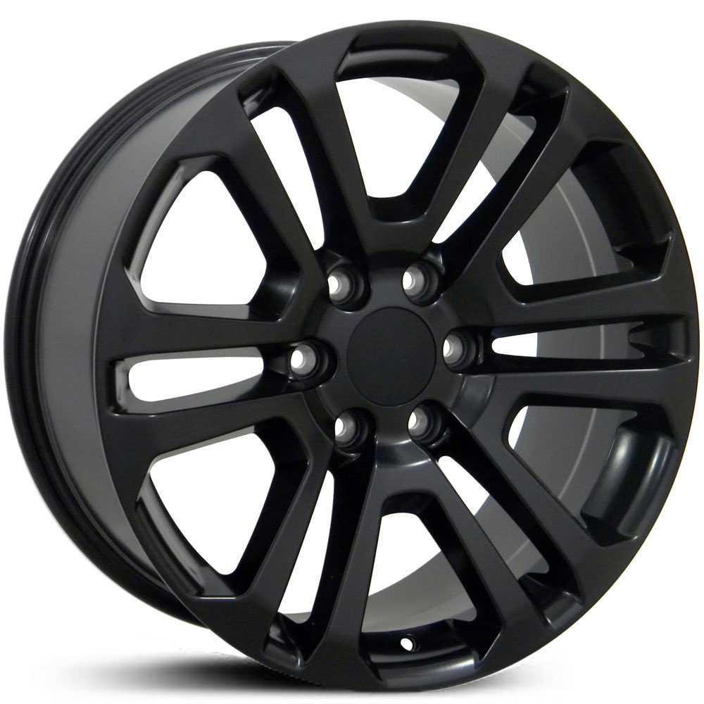 Gmc Sierra 1500 Style Cv98 Factory Oe Replica Wheels Amp Rims