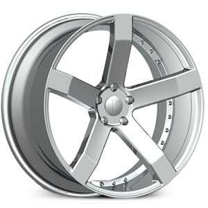 Red Sport RSW 100A  Wheels Chrome