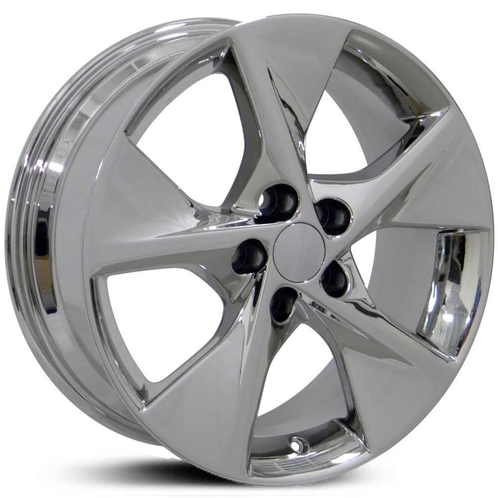Toyota Camry (TY12)  Wheels PVD Chrome
