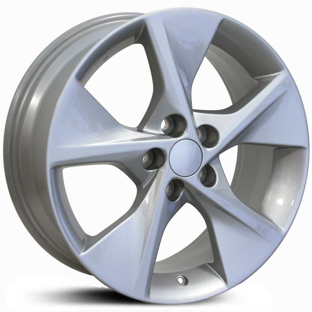 Toyota Camry (TY12)  Wheels Silver