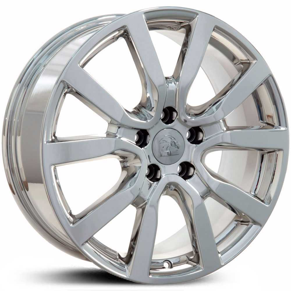 Volkswagen Golf (VW25)  Rims PVD Chrome