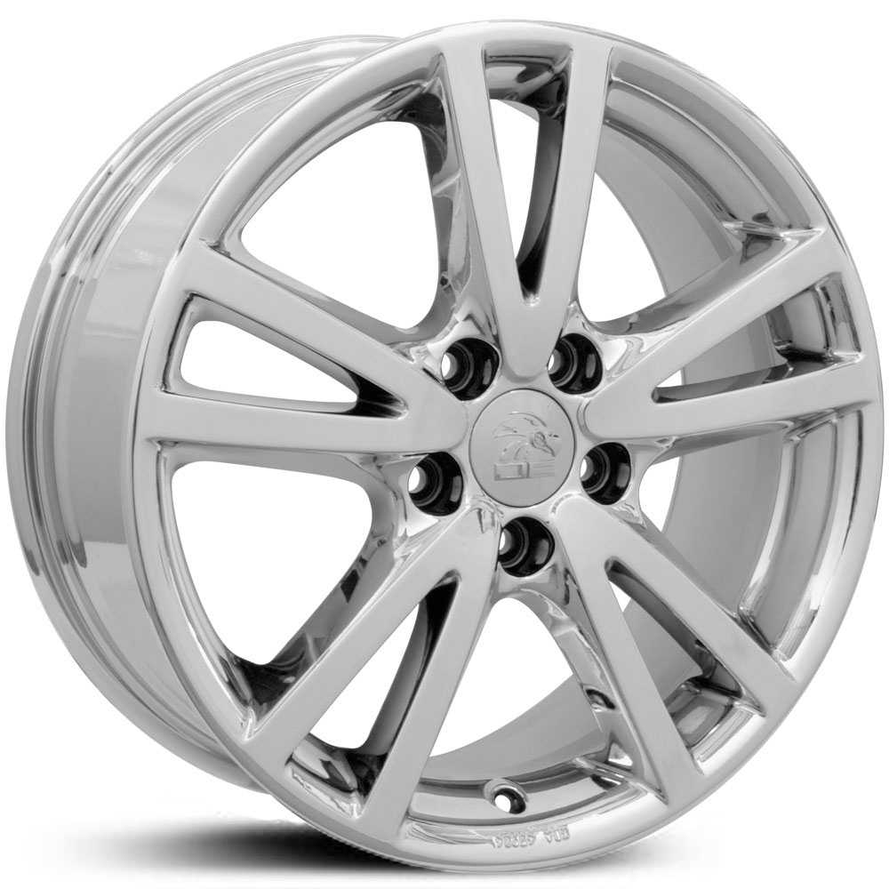 Volkswagen Jetta (VW23)  Rims PVD Chrome